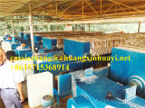 Filtre-presse automatique de chambre pour l'asséchage de cambouis