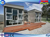 좋은 디자인 살기를 위한 조립식 콘테이너 홈 또는 집 (FLM-H-012)