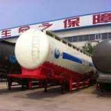 camion-citerne de la colle 40-60m3/de réservoir remorque en bloc verticaux camion semi