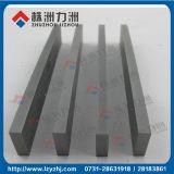 Tiras de madera del corte del carburo de Zf15tungsten para la tarjeta de alta densidad