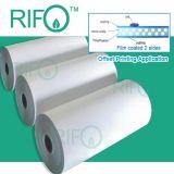Superficie recubierta de papel sintético imprimible tradicional para etiquetas Etiquetas