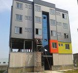 Construção de aço do edifício residencial do desenvolvimento do apartamento Multilayer