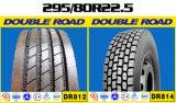 La nueva fábrica del neumático en la parte radial de China barato Va-Kart el neumático del carro de los neumáticos (295/80R22.5)