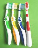 La languette de modèle de dessin animé propre comme surgeon badine la brosse à dents (6-12years)