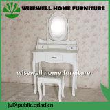 寝室(W-LZ-011)のための流行ミラーのドレッシングデザイン