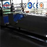 Cadena de producción de la tarjeta de Dvertisement línea tarjeta libre de la protuberancia de la tarjeta de la espuma del PVC de la espuma del PVC de la máquina de la tarjeta de la espuma de WPC que hace la máquina