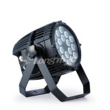18*10W Full RGBW 4 in-1 Stage Light Made en China