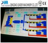 Línea de producción de hoja de máquina de hoja de PP PE Línea de Producción
