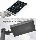 Im Freien wasserdichtes IP65 alle in einem Solarstraßenlaterne