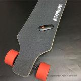 Patín eléctrico alzado diseño fresco Longboard del patín del deporte
