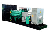 Комплект генератора силы 2500kVA/2000kw тавра Googol тепловозный
