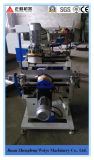 Copia doble del eje que encamina la perforadora para el perfil de aluminio