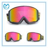 Anti lunettes interchangeables de surf sur neige de lentille du Général Revo PC de regain