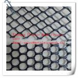 Сетка HDPE шестиугольная пластичная плоская