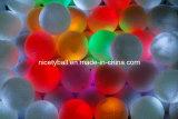 Les boules de golf de LED, lumière de beaucoup de couleurs sont disponibles