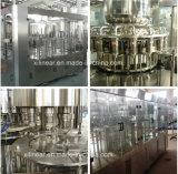 Máquina de embotellado linear para la botella 5-10liter