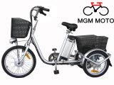 электрический трицикл 250W для взрослого