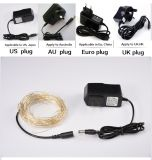 ИК Remote 10m 100 СИД Copper Wire String Light