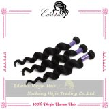 等級6A Loose Wave NatualインドのRemy Human Virgin Hair Extension