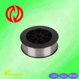 Alumínio - fonte expulsando da fábrica do fio de soldadura do magnésio