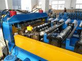 Machine de formage de rouleaux de métal à double niveau