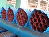 Tubulação de aço pintada vermelha de ASTM A135 com certificado do UL