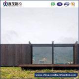 Het geprefabriceerde Huis van de Container als WoonHuis (PrefabHuis)