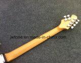 Выстеганная гитара Oip нот Tremolo Floydrose верхней части клена электрическая