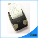 2 인치 USB를 가진 휴대용 무선 Bluetooth 소형 인쇄 기계 인조 인간