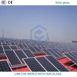 2.5mm milderten ultra freies Floatglas mit AR-Beschichtung für Sonnenkollektor-Deckel