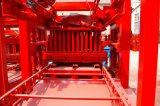 Blocco in calcestruzzo automatico di Qtj4-26c che fa macchina