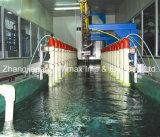 Maquinaria automática de la producción de la electroforesis