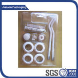 Bolla di plastica che impacca per lo strumento