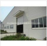 Taller prefabricado de la construcción de la casa ligera prefabricada de la estructura de acero