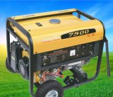CE-Zulassung 6 kW Benzin-Generator mit E-Starter (WH7500 / E)