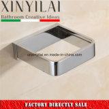 ドイツデザインの固体真鍮のクロム洗面所のブラシホルダ
