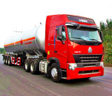 Venda quente! 40-60 reboque do tanque de GNL CNG de Cbm