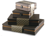주문 고품질 선물 상자의 직업적인 제조