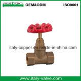 El latón al por mayor de la calidad del Ce forjó la válvula de parada (AV-SV-1016)
