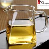 hitzebeständiger Glas-Tee-Krug des Borosilicat-320ml/Glastee-Krug/Glaswasser-Krug/Glasmilch-Krug