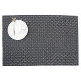 Matéria têxtil Placemat da cor contínua 4X4 para o Tabletop & o revestimento