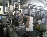 Maquinaria de empacotamento de borracha do silicone da máquina de enchimento da colagem do vedador do silicone