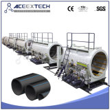 Пластичная труба машины Line/PE штрангпресса делая завод