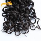 Extensões 100% humanas não processadas duradouros do cabelo de Remy