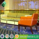 Verwendeter Wohnzimmer-Möbel-Leder-Lehnsessel hergestellt in China