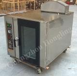 Populärer Tellersegment-Konvektion-Ofen des Bäckerei-Geräten-5 mit 10 Tellersegment Proofer