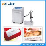 Impresora de inyección de tinta continua de Cij del cable y del alambre (EC-JET920)
