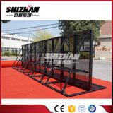 Assembler rapidement la barrière de stationnement en métal de barrière de route de krach