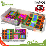 Parque interno do Trampoline do grande campo de jogos Multi-Function das crianças
