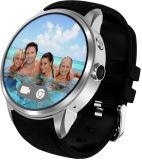 reloj elegante androide IP67 del teléfono 3G impermeable